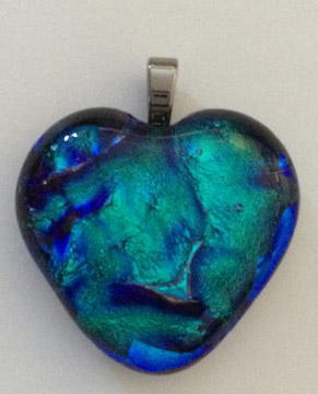 A wide variety of Fused Glass Necklaces